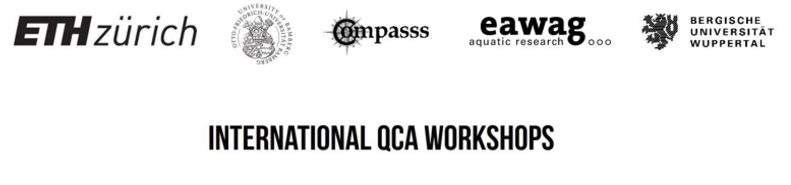International QCA Workshops